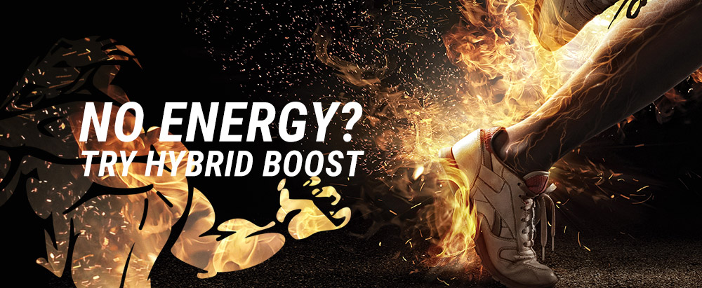 No Energy? Try Hybrid Boost